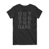Outrun Complexity Womens Tee