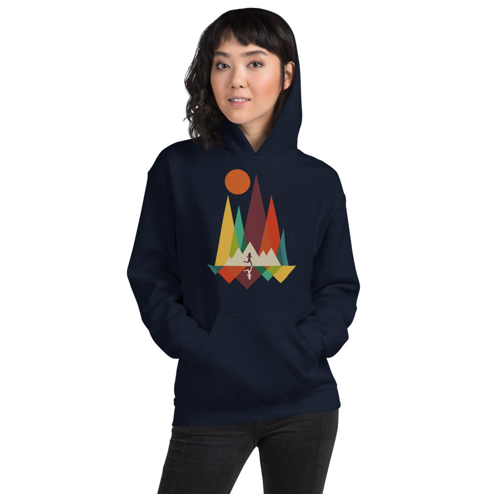 Outrun the Night Women's Hoodie