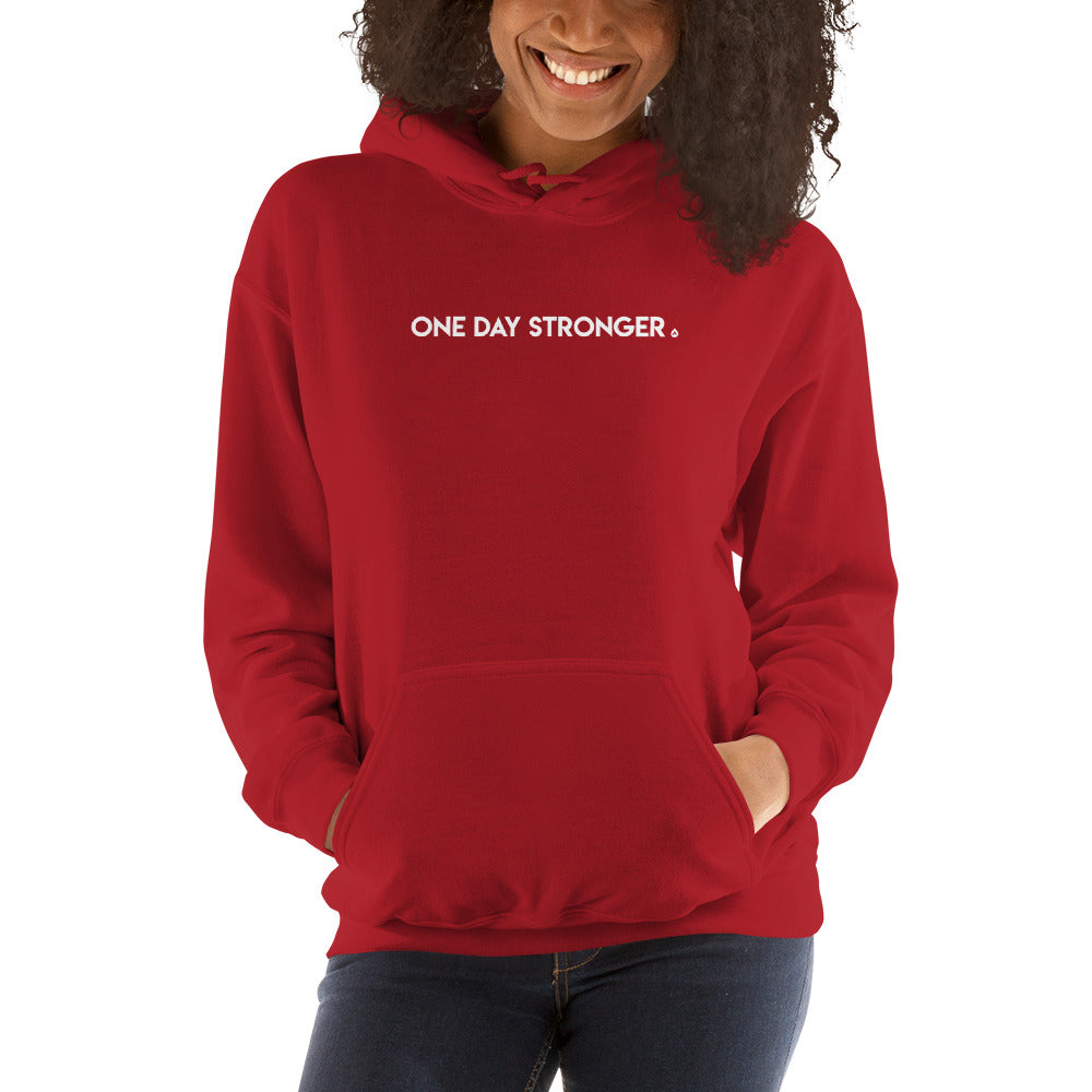 One Day Stronger Women's Hoodie