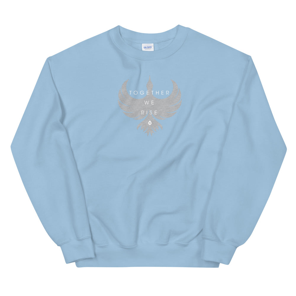 Phoenix White Women's Sweatshirt