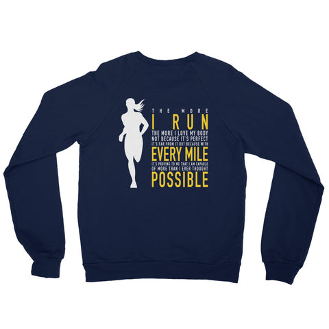 Every Mile Sweatshirt