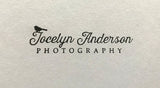 Jocelyn Anderson Photography Logo