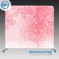 8' x 8' Backdrop - Cherry Blossoms