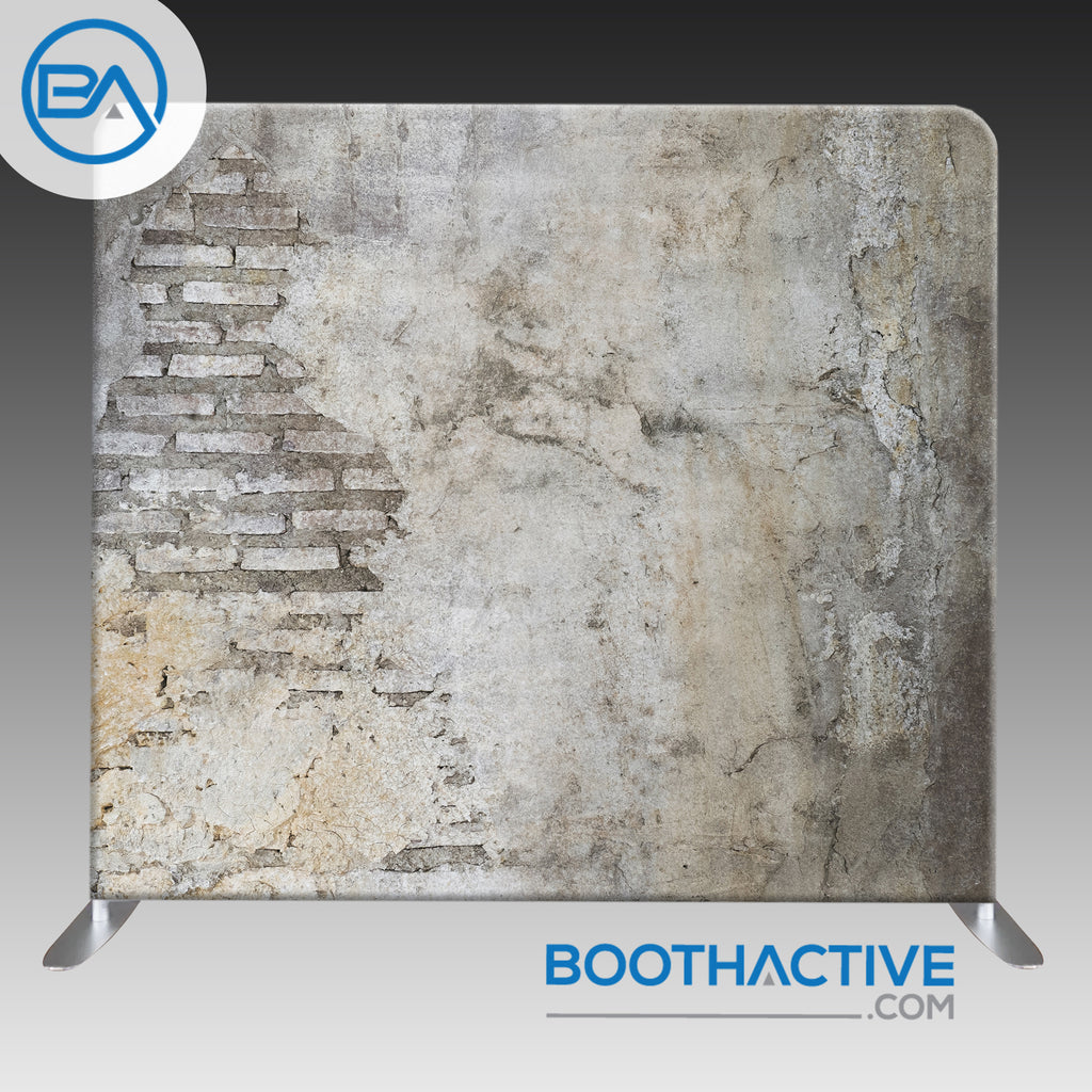 8' x 8' Backdrop - Concrete Wall