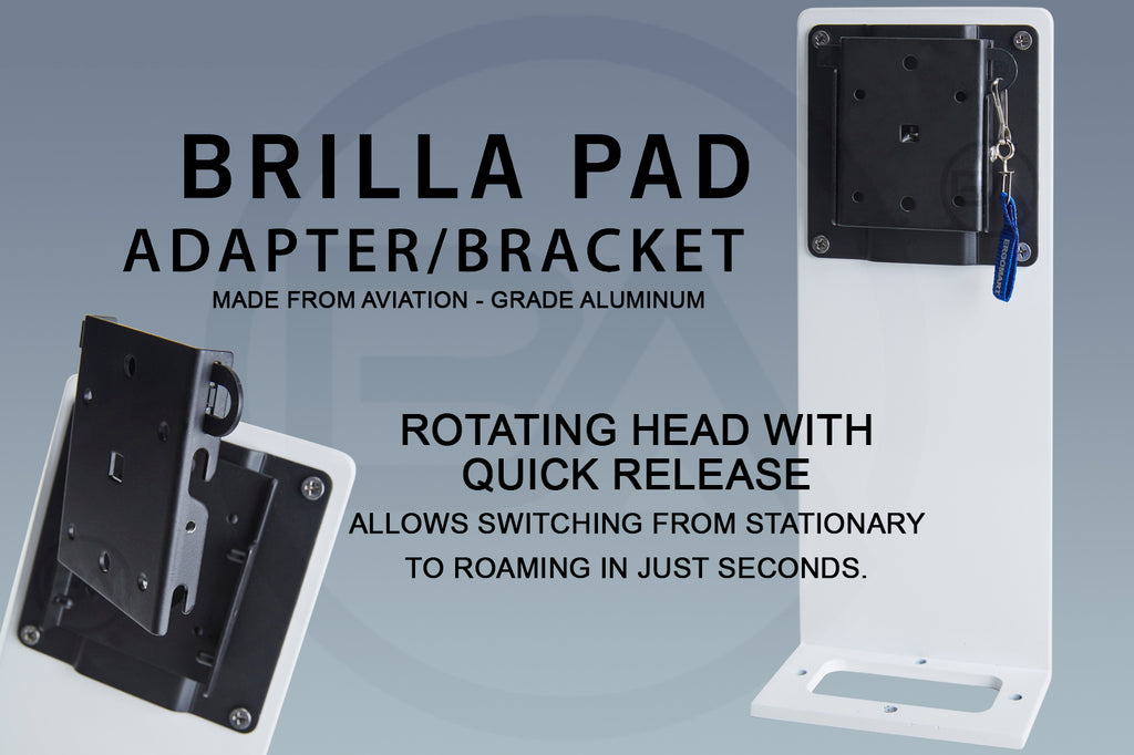 Brilla Pad - Adapter/bracket