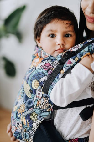 Space Rider - Tula Toddler Carrier
