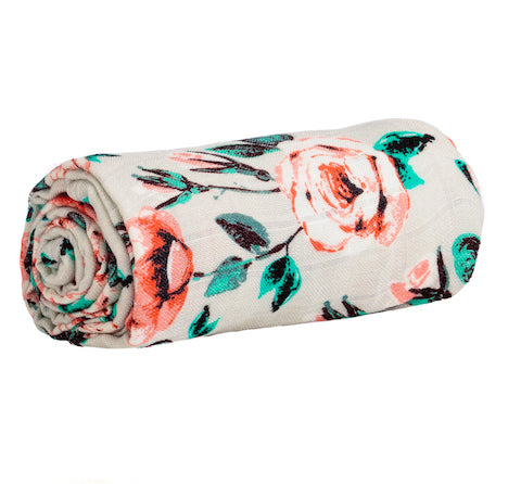 Blush Bouquet - Tula Cuddle Me Blanket