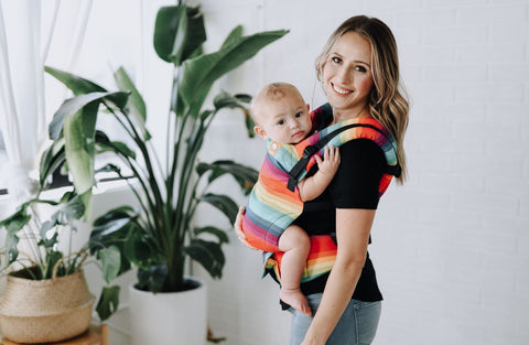 After the Storm - Tula Free-to-Grow Baby Carrier