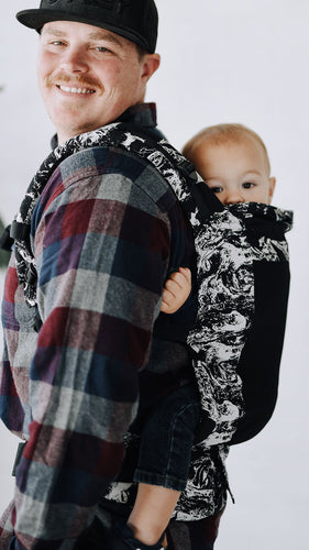 Coast Marble - Tula Baby Carrier