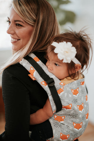 Fox Trot - Tula Baby Carrier