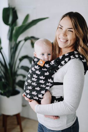 Royal - Tula Baby Carrier