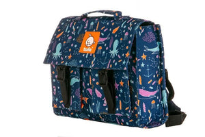 Deep Ocean - Tula Kids Backpack