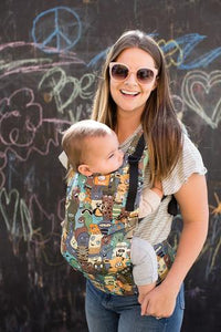 Eye Spy - Tula Baby Carrier