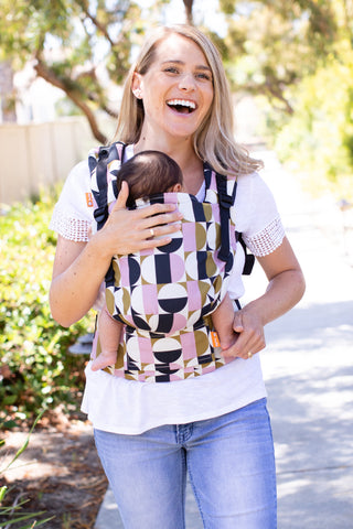 Lovely - Tula Baby Carrier