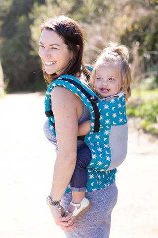 Coast Aurora - Tula Baby Carrier
