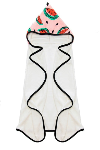 One in a Melon - Tula Hooded Towel