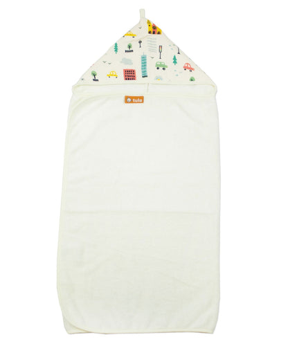 Out & About - Tula Hooded Towel