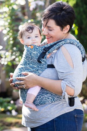 Splash - Tula Free-to-Grow Baby Carrier