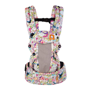Baby Tula Explore Coast Carrier -  Abracadabra 1