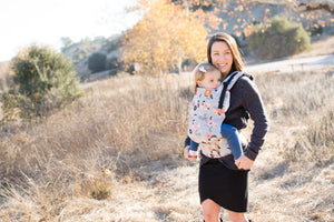 Wallflower - Tula Free-to-Grow Baby Carrier