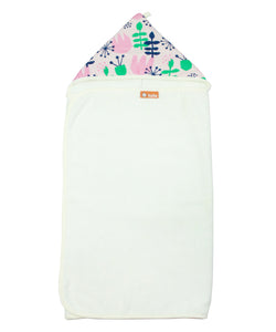 Twilight Tulip - Tula Hooded Towel