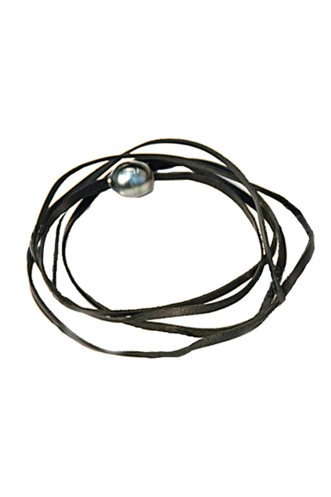 Single Tahitian Pearl Wrap