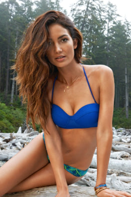 Sports Illustrated Swimsuit 2015 Ashley Smith wearing the Arrow Necklace