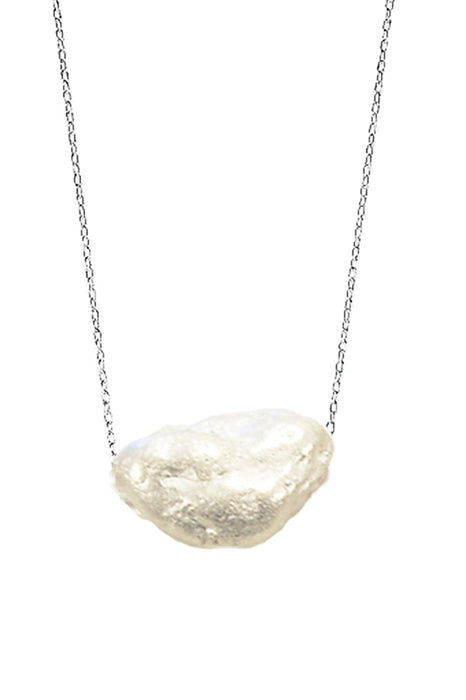 Montauk Pebble Necklace