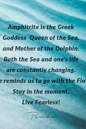 Amphitrite Goddess of the Sea