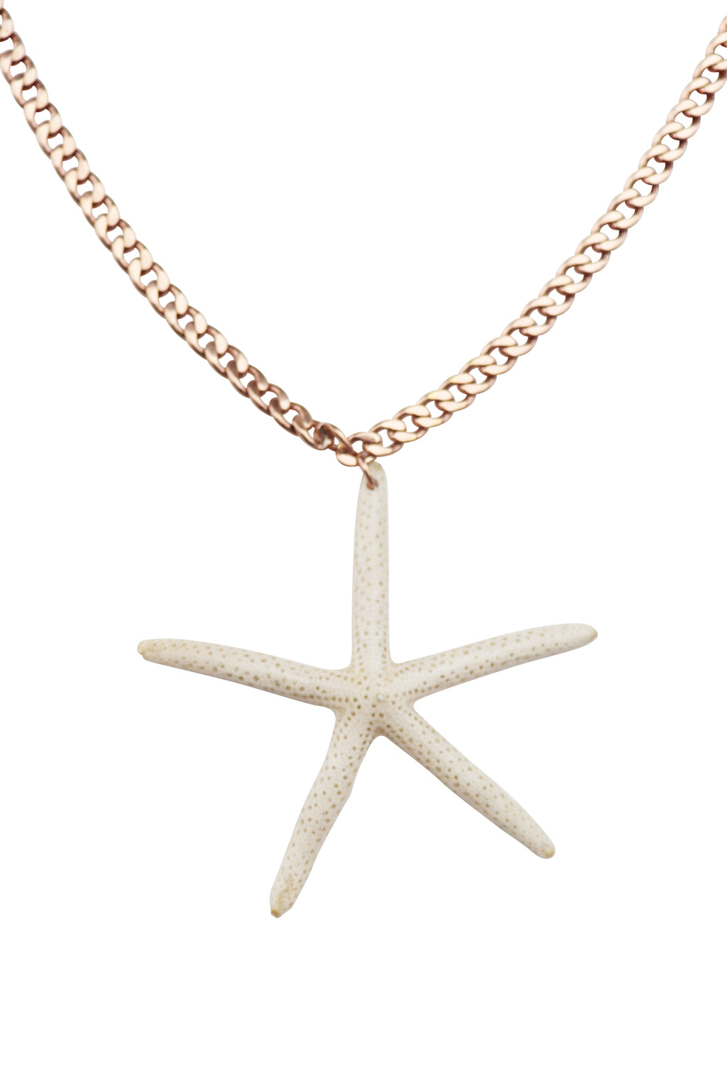 Starfish Rocker Necklace