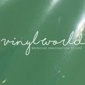 Vinyl World Pattern - Cute Animals Collection