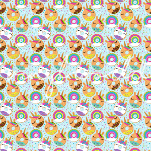 Vinyl World Pattern - Foodie Collection