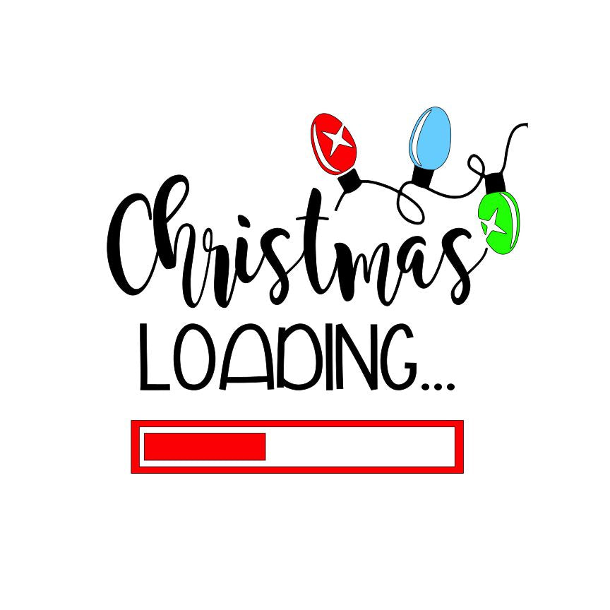 DAY 10 - Christmas Loading SVG File