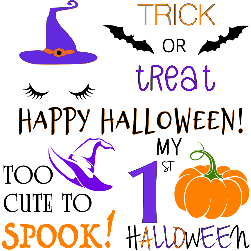 Halloween SVG Package