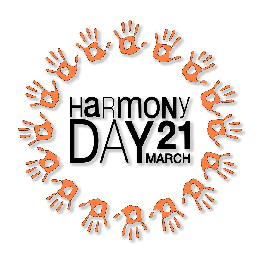 Harmony Day Hands SVG File