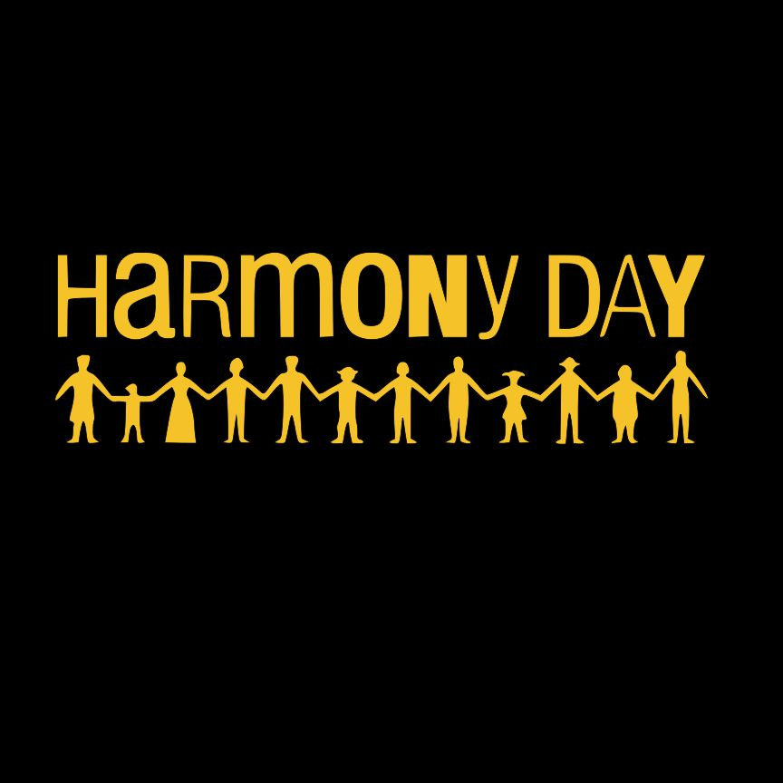 Harmony Day SVG File