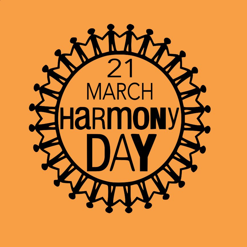Harmony Day March 21 SVG File