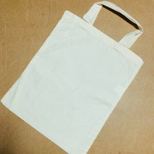 Calico Bag with 2 handles - 2 Sizes