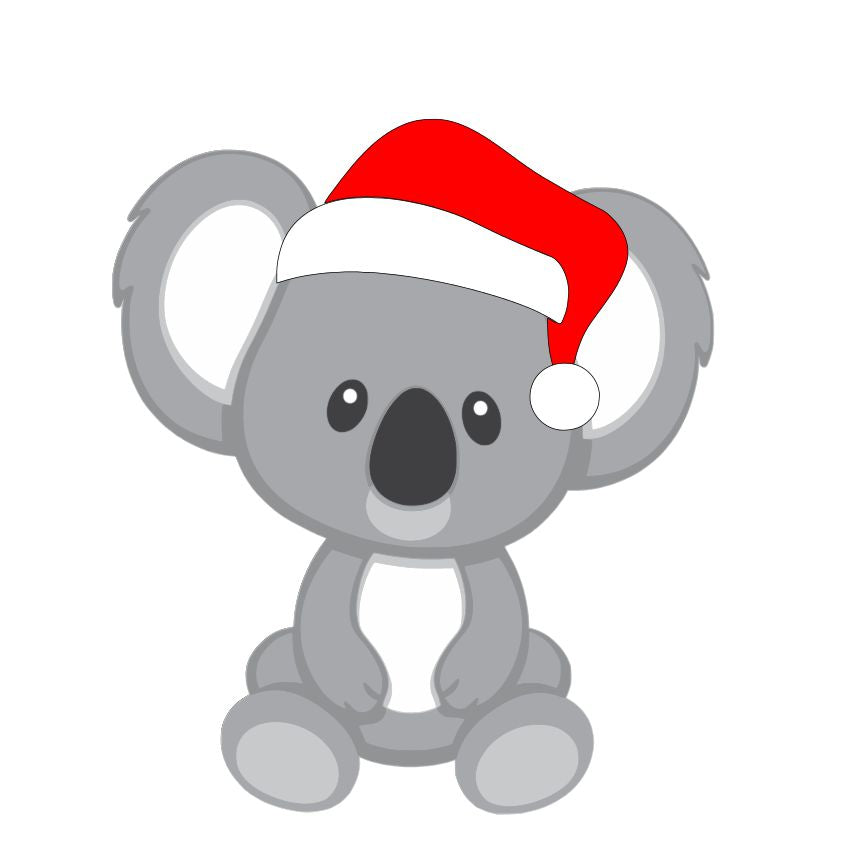 DAY 6 - Aussie Christmas SVG File