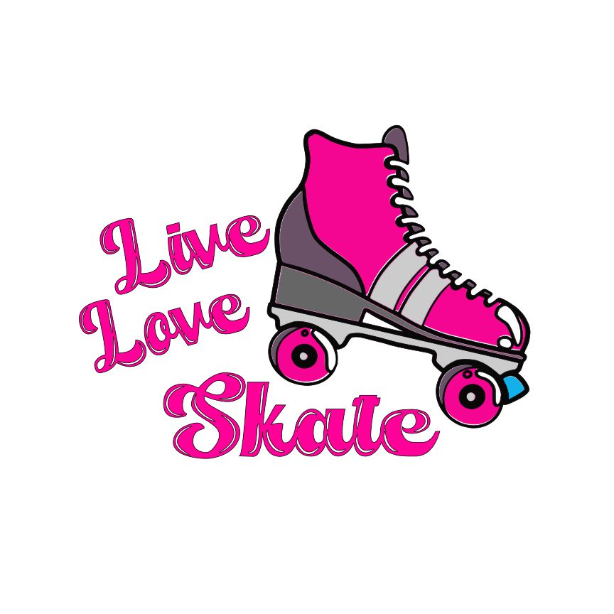 Live Love Skate SVG File
