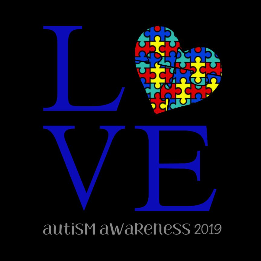Autism Awareness SVG File