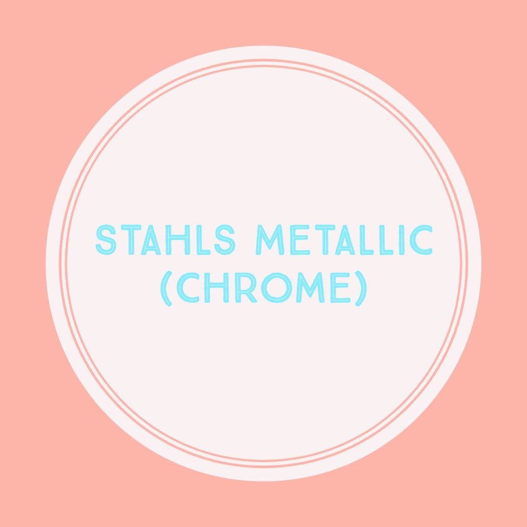 Stahls Metallic HTV (Chrome)