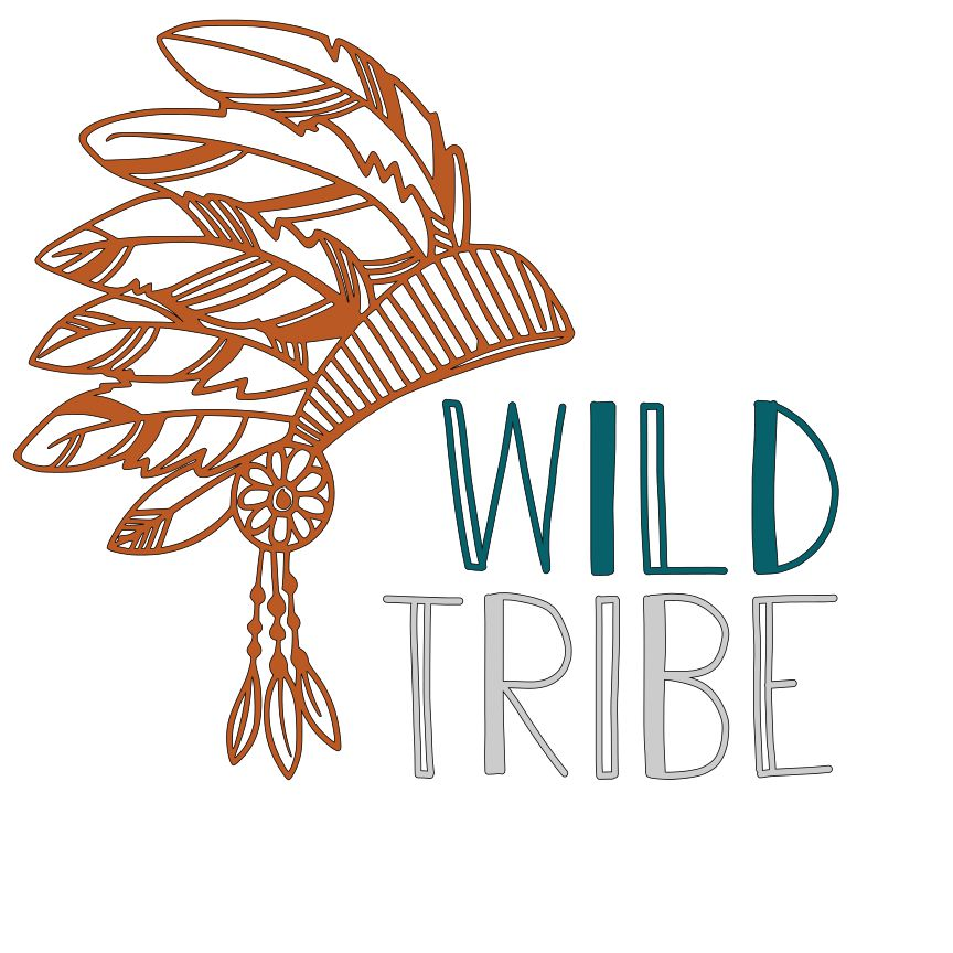 Week 2 - Twin Tribe/ Wild Tribe SVG File