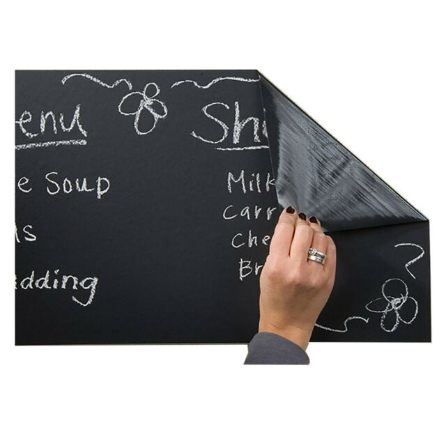Styletech Chalkboard Removable Adhesive