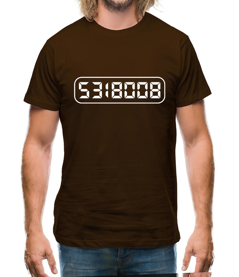 5318008 [Boobies] Mens T-Shirt