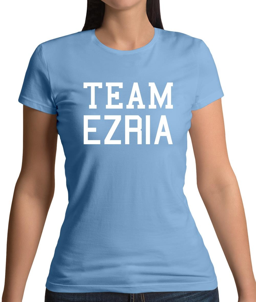 Team Ezria Womens T-Shirt