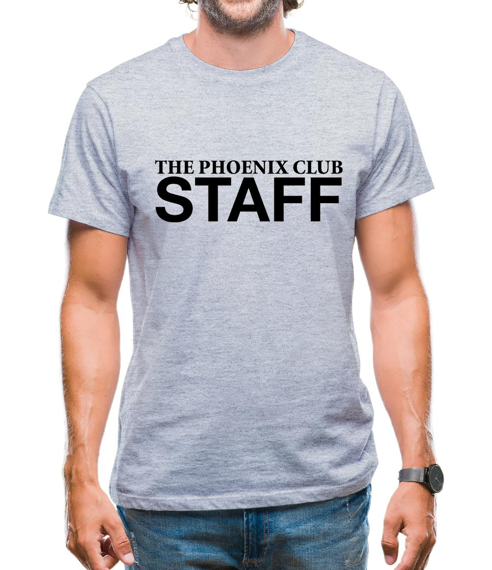 The Phoenix Club staff Mens T-Shirt