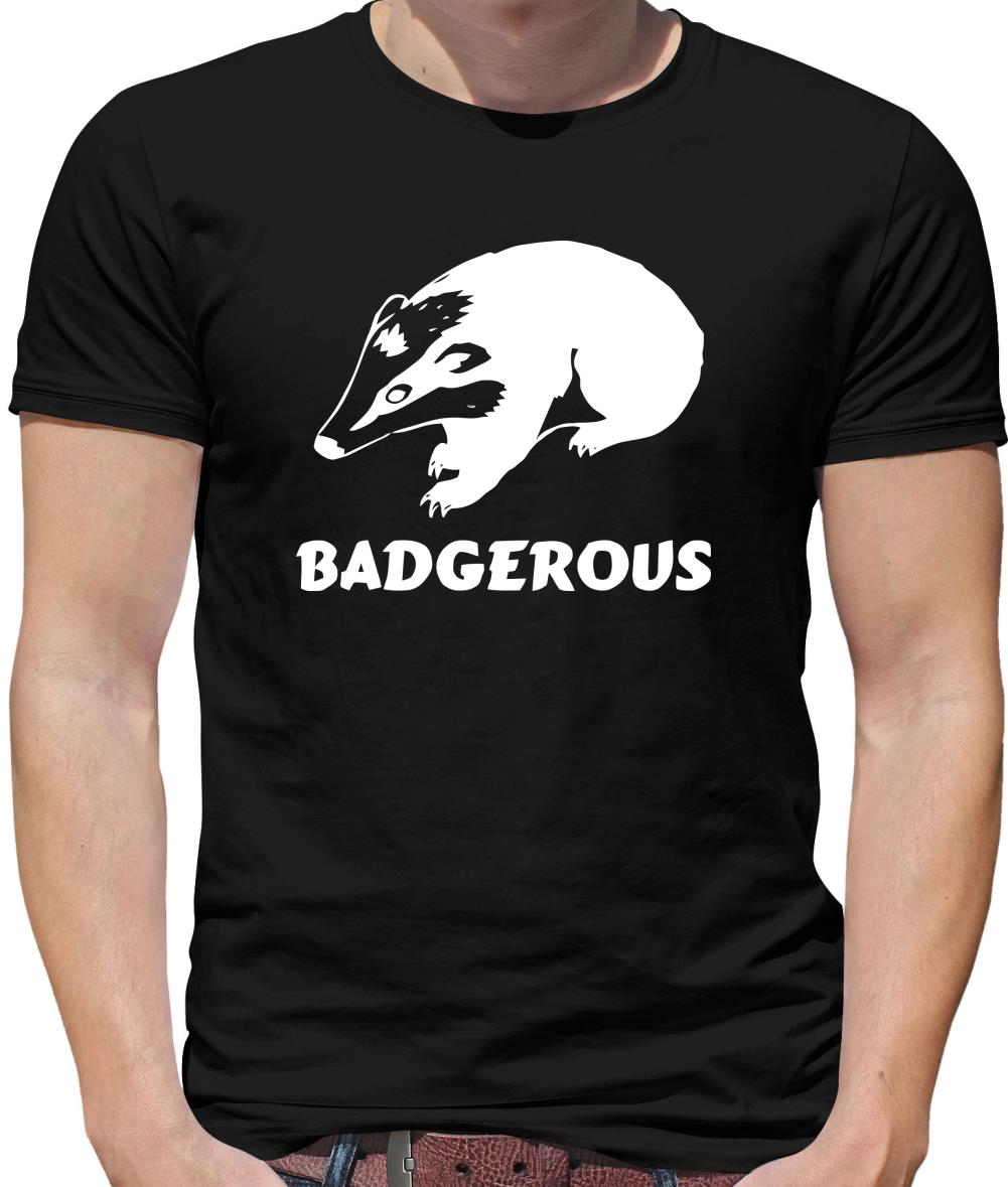 Badgerous Mens T-Shirt