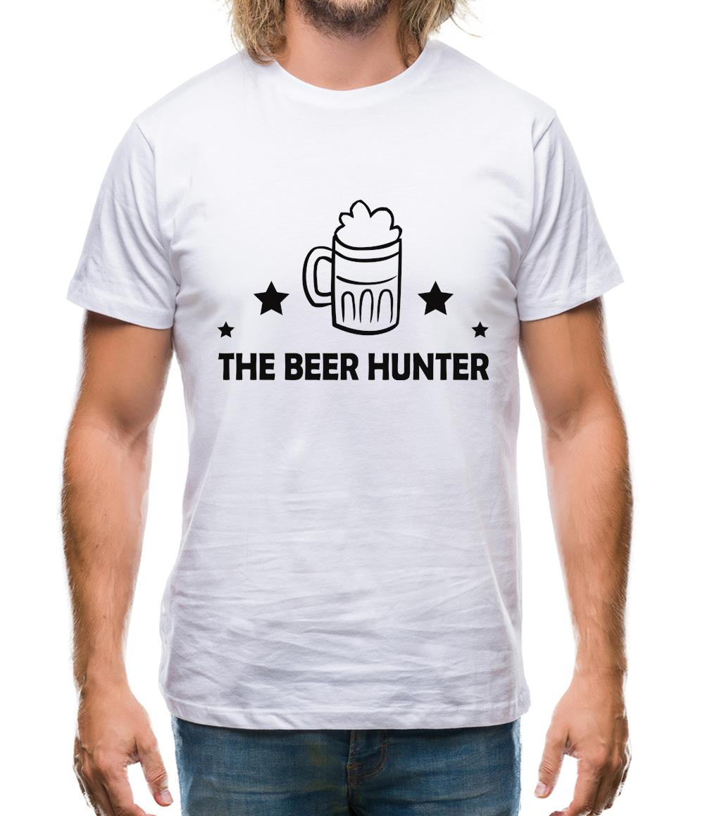 The Beer Hunter Mens T-Shirt