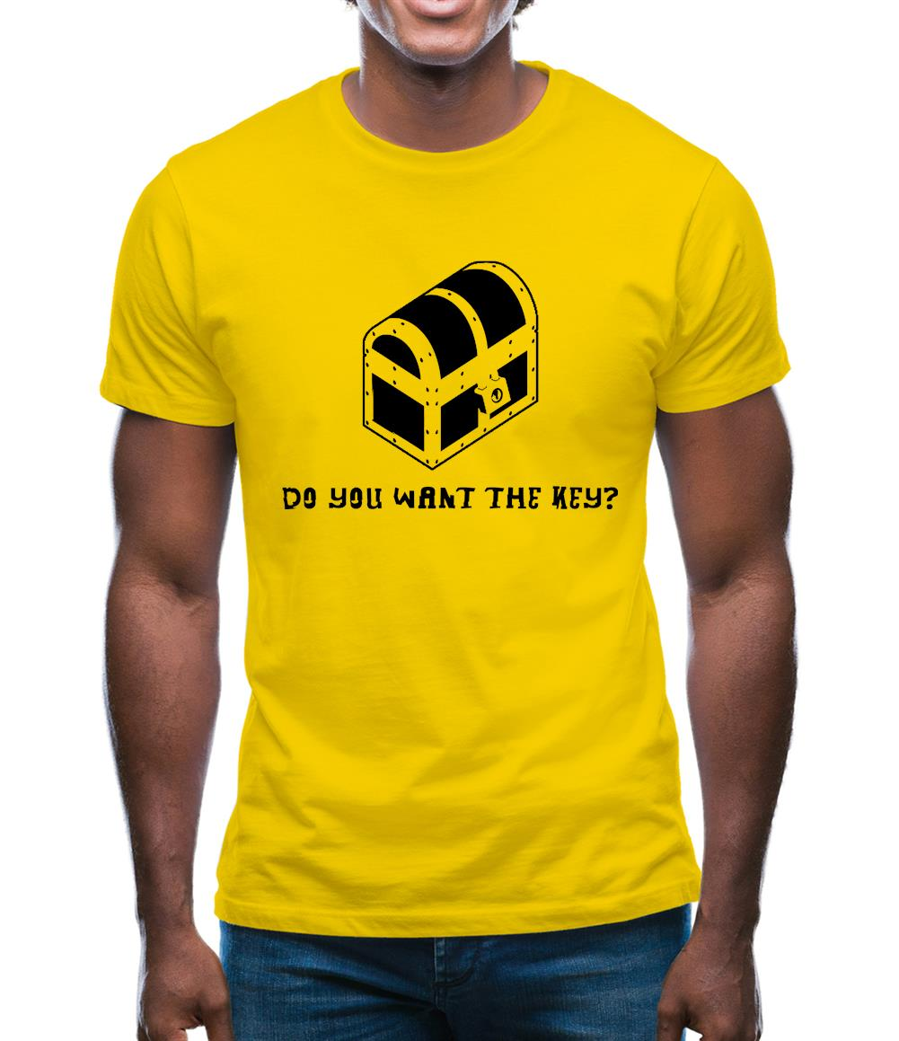Do you want the key Mens T-Shirt